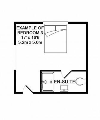 Crockwell 3's floorplan.