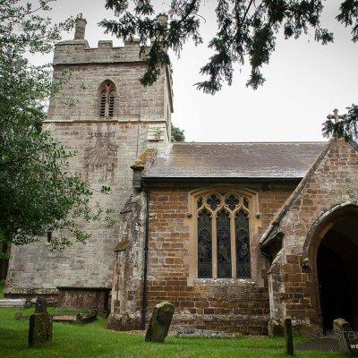 Eydon church in Northamptonshire.