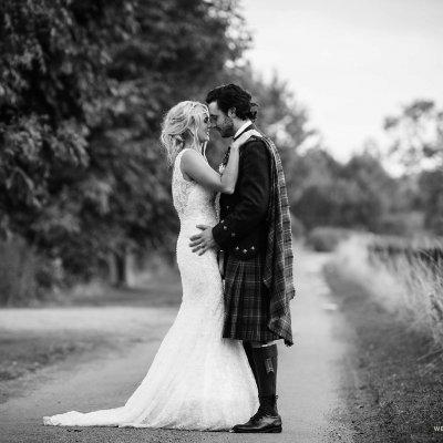 Shaun & Sophie romantic September wedding.