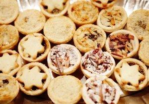 Festive treats.