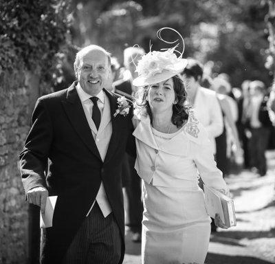 Mr & Mrs Harper.