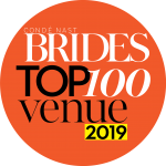 Crockwell features in Condé Nast Brides Top 100 Venues 2019