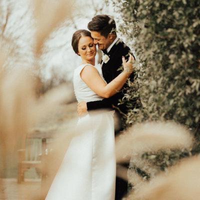 Tom and Sam wedding