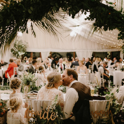 planning large weddings