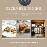 December dining with Ross & Ross Events